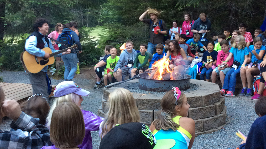 CampLeoActivitiesCampfire - Incredible Advantages of Summer Camps for Kids